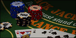 Roulette wheel table cloth